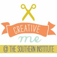 Link up your creative projects at The Southern Institute!
