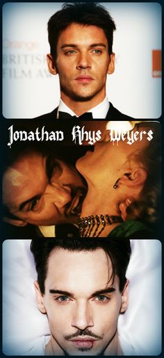 "See ""18 Reasons Why Eternity With Jonathan Rhys Meyers Wouldn't Be So Bad"" on BuzzFeed!"