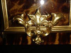 Cartel, Porte Montre Napoléon III - montres anciennes French Clock, Objet D'art, Chandelier, Ceiling Lights, Display, Decor, Antique Watches, Antique Shops, Floor Space