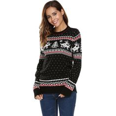 Watch this product and see why millions are pouring in Women Christmas J... a great product you can count on here http://www.costbuys.com/products/women-christmas-jesus-print-sweaters-casual-long-sleeve-autumn-o-neck-deer-print-slim-pullover-sweater-winter-tops-1?utm_campaign=social_autopilot&utm_source=pin&utm_medium=pin