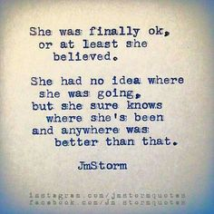 25 Powerful Quotes From Author JmStorm How Jon Storm is changing the view, perspective, and confidence of women. Author Quotes, Words Quotes, Me Quotes, Sayings, Quotes From Authors, Im Okay Quotes, Strong Quotes, Attitude Quotes, Great Quotes