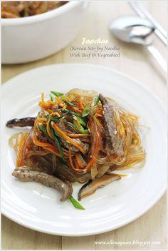 JAPCHAE @Ellena | Cuisine Paradise