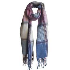 e835f6a9d 9 melhores imagens de Franja Cachecol   Diy scarf, Braided scarf e ...