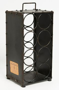Vintage Crate Wine Holder available at #Nordstrom
