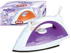 MAX FERRO DA STIRO 2000W VAPOR http://www.decariashop.it/home/10391-max-ferro-da-stiro-2000w-vapor.html