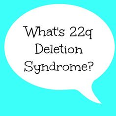 ***yes -- absolutely borrow my graphic / pin / button for your blog to spread 22q awareness!!