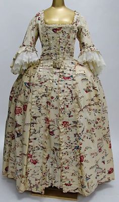 1770's French Dress