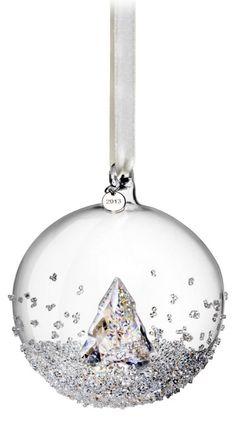 Swarovski Christmas Ball Ornament, Annual Edition 2013 - Christmas - kerstmis - holidays