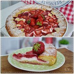 Letní hera koláč Delicious Desserts, French Toast, Breakfast, Ethnic Recipes, Cakes, Green, Morning Coffee, Cake Makers, Kuchen