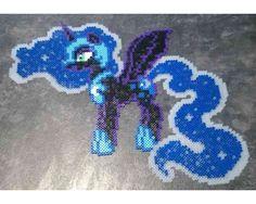 MLP Nightmare Moon Hama beads