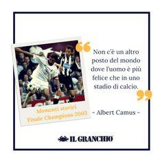 Da sempre appassionati di sport! #ChampionsLeague #Sport #IlGranchioFreewear