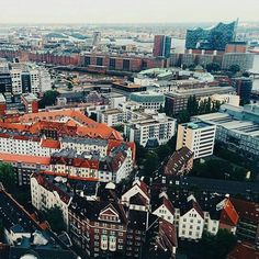 View over #hamburg #germany This pic is by @vbcara who will manage @traveltogermany from now on! Congratulations and all the best for the future!  Keep going on tagging your pics with #traveltogermany or @traveltogermany to be featured! by traveltogermany