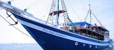 Adventure Sailing the Komodo Islands