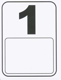 Numeros - Patricia Marquez - Picasa Web Album Preschool Homework, Numbers Preschool, Kindergarten Math, Pre K Activities, Preschool Learning Activities, Teaching Math, Cute Powerpoint Templates, Act Math, Weather Worksheets