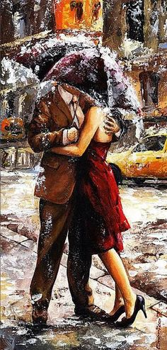 Paintings by Emerico Imre Toth | Cuded