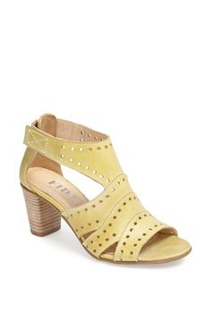 Fidji Perforated Sandal available at #Nordstrom