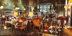 Bar 228, Hotel Meurice, Paris.