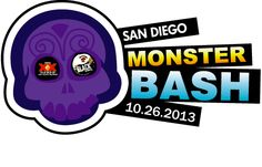 San Diego Monster Bash 2013  Saturday October 26 from 6pm to midnight San Diego Halloween Block Party Downtown