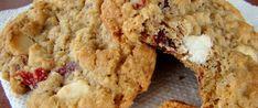 White Chocolate Chip Cranberry Oatmeal Cookies Recipe - Genius Kitchensparklesparklesparklesparklesparklesparklesparklesparklesparklesparkle