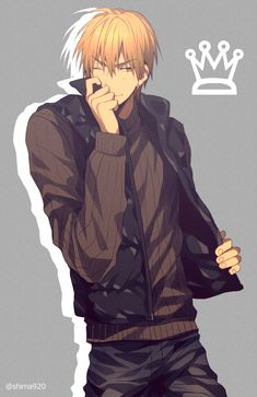 Anime kise fashion
