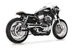 2005 HARLEY SPORTSTER ~ HAGEMAN MOTORCYCLES ~ PIPEBURN PHOTO - ERICK RUNYON