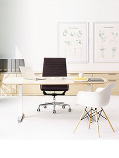 Renew Sit-to-Stand Table  #HermanMiller #OfficeDesign  www.benharoffice.com/ #office #interiordesign #furniture