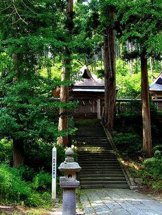 新宮熊野神社 本殿 ( うつくしま観光フォトアルバム ) - 「福島の旅」 ( うつくしま観光プロモーション推進機構 )