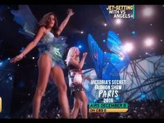 "Paris France for their biggest fashion show of the year -- the 2016 Victoria's Secret Fashion Show.  ""I have scored a seat on the most exclusive flight in the air"" Frazier said while boarding the jet provided by Mark Cuban. ""I'm flying with the Victoria's Secret Angels to Paris. I'm going to show what happens when the doors close on this flight. Things get crazy.""   This year's show is the biggest one yet with an all-star lineup of 51 models that includes returning favorites like Adriana…"
