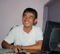 Satendra Jabegu grew up illiterate, but that is hard to believe today. Read more: http://readglobal.org/our-work/read-nepal/stories-of-empowerment/citizen-journalism