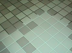 DIY Good Grout Cleaner