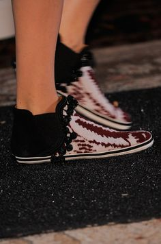 From Simple to Outrageous, NYFW's Runway Shoes Are Here: Marc Jacobs Spring 2014