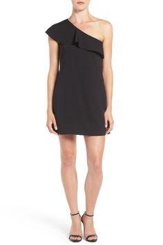 Brooke One-Shoulder Dress by Cooper & Ella on @nordstrom_rack