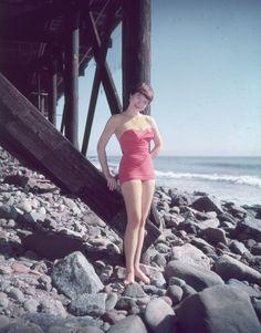 Shirley MacLaine, 1955