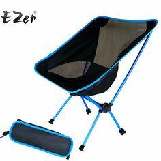 Chaises pliantes Outdoor Mini Portable Camping Pêche Picnic petit tabouret siège