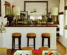 {The Chic Bar at Casa Tua}