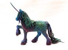 Black Unicorn collab by hontor.deviantart.com on @deviantART
