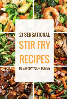 21 Sensational Stir Fry Recipes to Satisfy Your Hunger – Community Table Wok Recipes, Healthy Meat Recipes, Stir Fry Recipes, Asian Recipes, Chicken Recipes, Cooking Recipes, Recipes Dinner, Drink Recipes, Recipes