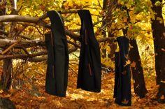 Höstväder och skog, Bomärke tar över hösten i Regnkappa. Bell Bottoms, Bell Bottom Jeans, Fashion, La Mode, Moda, Bell Bottom Pants, Fasion, Fashion Models, Trendy Fashion