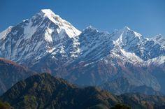 Killer Climbs: The 10 Deadliest Mountains in the World  Dhaulagiri, Nepal
