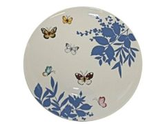 Ashdene Daintree Set of 2 Dinner Plates with Butterflies by Ashdene. $9.99