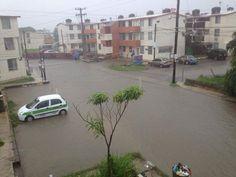Fotos de la Inundación por el Huracán Ingrid.  #Huracan #HuracanIngrid #Inundacion    ========================   Rolando De La Garza Kohrs http://About.Me/Rogako ========================