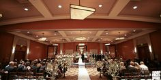 Wedding Ceremony in Princessa Ballroom