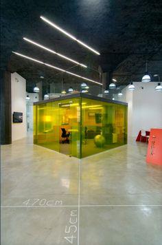 Autodesk RD – Tel Aviv By Studio BA - http://www.decoradvisor.net/office-decoration/autodesk-rd-tel-aviv-by-studio-ba/