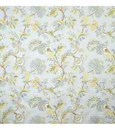 Home Decor Print Fabric-Jaclyn Smith Colbert-Mist : home decor fabric : fabric :  Shop | Joann.com