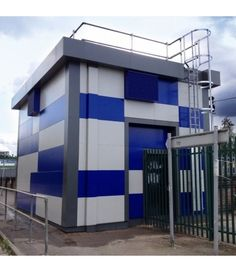 """Lanes Group's Rail Division has refurbished a """"unique"""" drainage pump house at end of the Northern Line in South London, transforming what had become a local eyesore."""