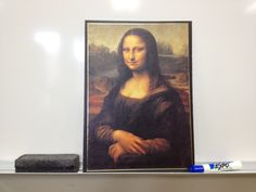 """you say, """"Mona!"""" and your students respond with """"Lisa!"""", and show you their best Mona Lisa pose: eyes on the teacher, mouths quiet, and hands still. (Yes, """"mouths quiet"""".… it really works — woo hoo!!!)"""