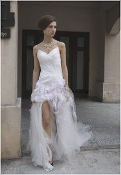 Wedding Dress 2013, Cheap Wedding Dress, One Shoulder Wedding Dress, Wedding Dresses, Celebrity Dresses, Dress Collection, Fashion Forward, Chiffon, Feminine