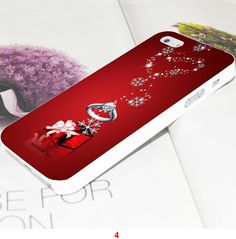 iPhone 5/5S - Sizzling Christmas Cases in Assorted Designs - Thumbnail 3