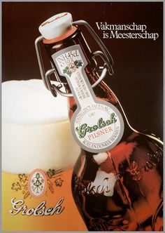 ReclameReview: Grolsch - It's all around | Marketingfacts