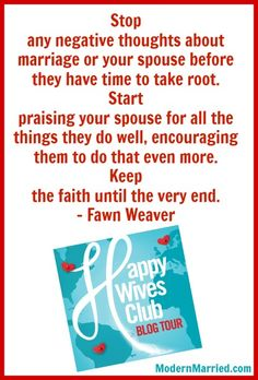 Fawn Weaver Marriage Quote - click the pin to read the interview  love, marriage, relationships, inspirational, motivational quotes, happy wives club book